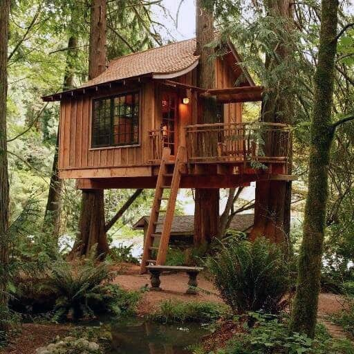 Top 60 Best Treehouse Ideas Wooden Wonder Designs