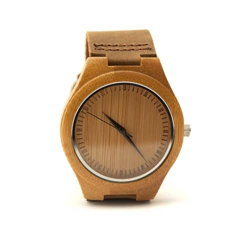 Treehut Bamboo Wood Watches For Men