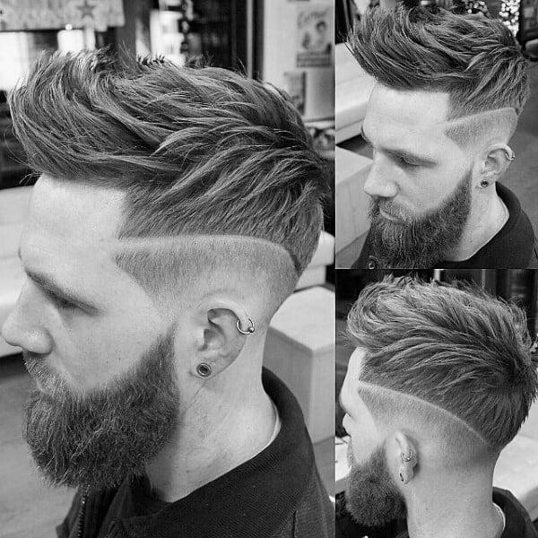 Trendy Haircuts Men Inspiration