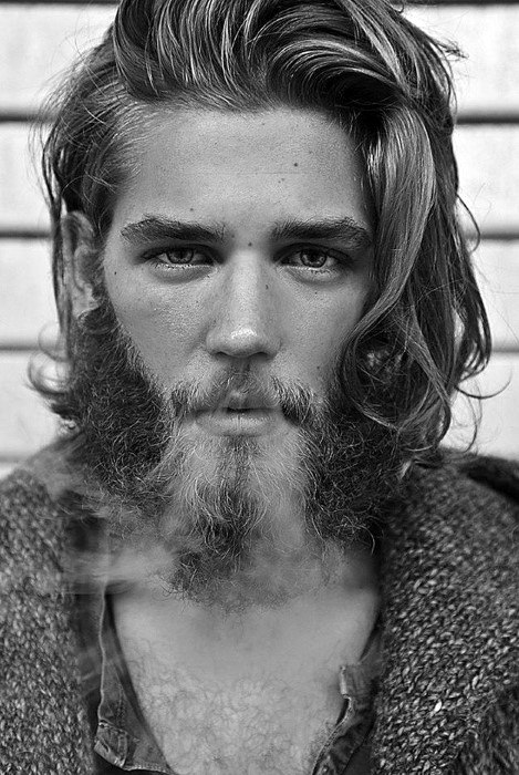 Trendy Long Haircuts For Males