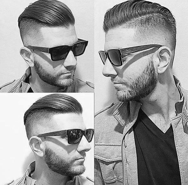 Trendy Mens Hair Styles