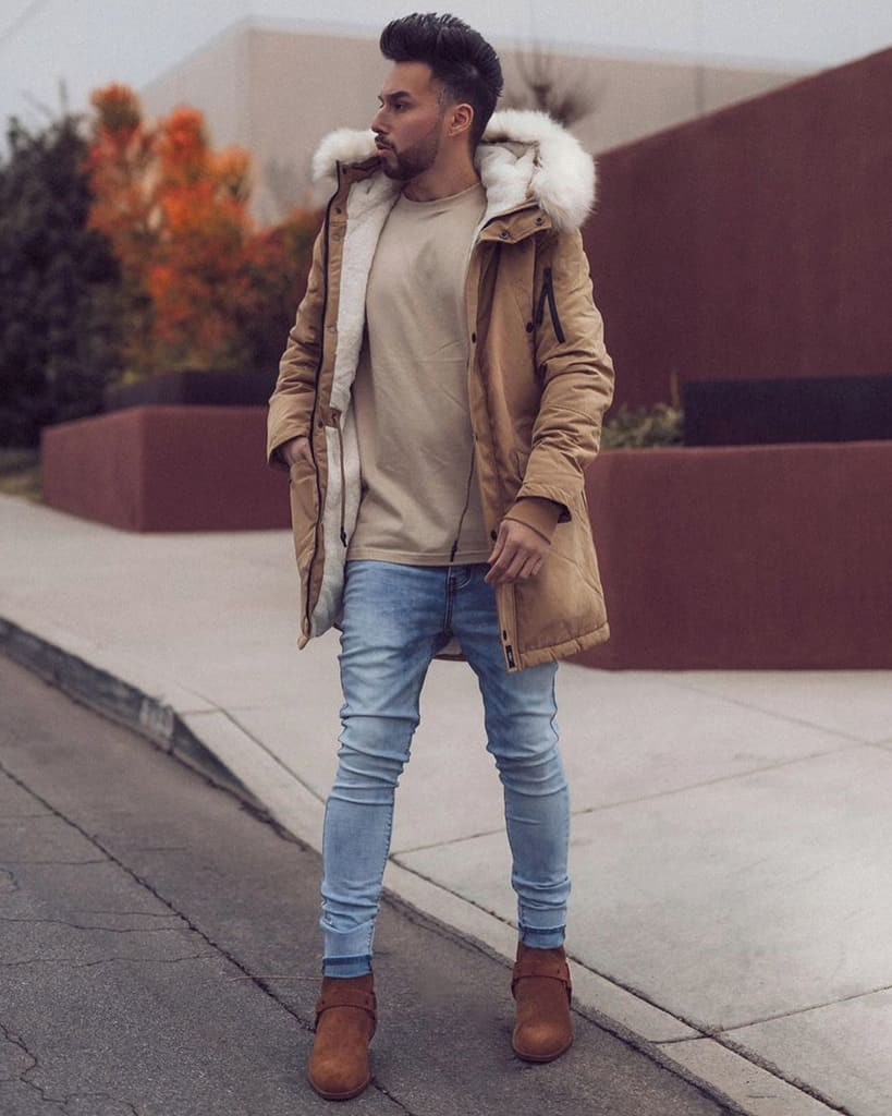 Trendy Neutral Outfit