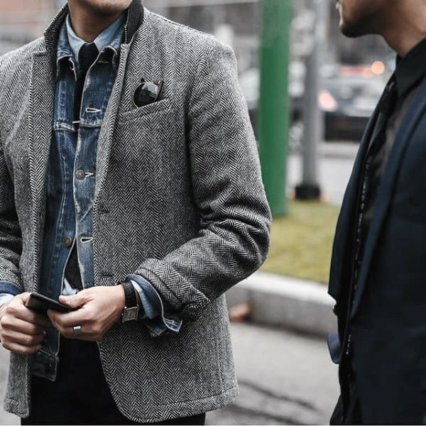Trendy Outfits Male Style