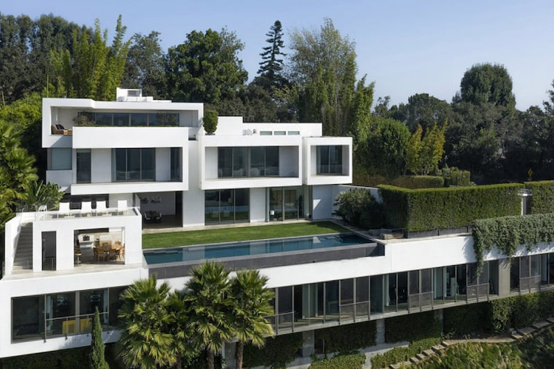 Trevor Noah Drops $27.5 Million on Bel Air Mansion