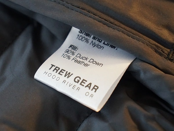 Trew Gear Mens Super Down Shirtweight Jacket