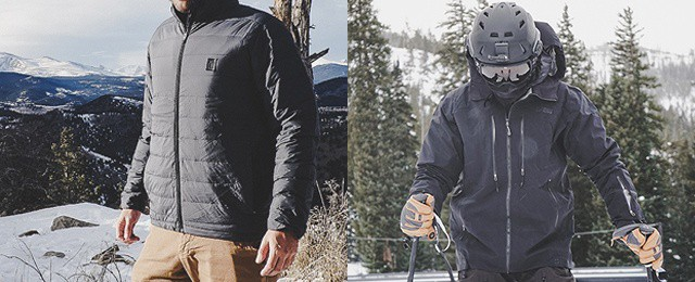 Trew Outerwear – Cosmic Jacket and Super Down Shirtweight Jacket Review
