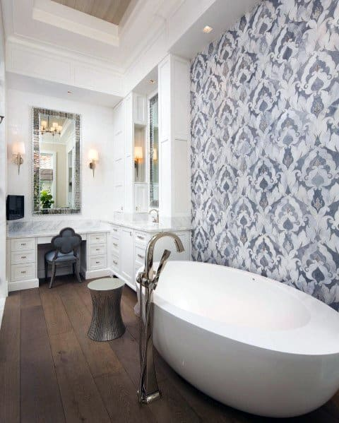 Trey Ceiling Bathroom Crown Molding Ideas