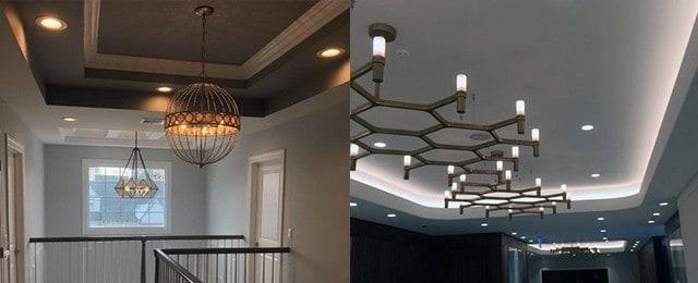 Top 50 Best Trey Ceiling Ideas – Overhead Interior Designs
