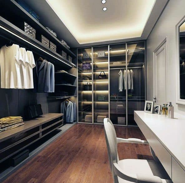 Trey Ceiling Led Closet Lighting