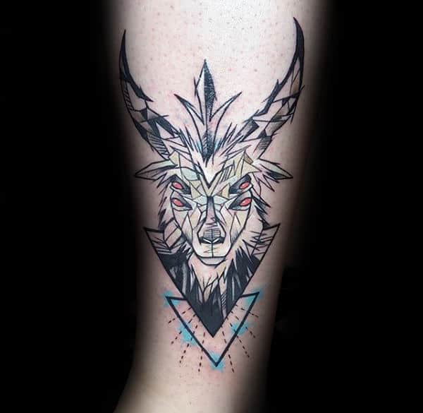 50 baphomet tattoo designs for men dark ink ideas. Black Bedroom Furniture Sets. Home Design Ideas
