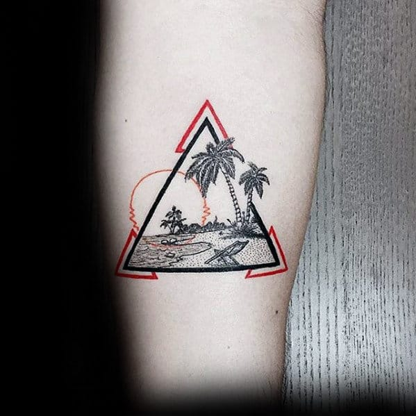 50 Badass Small Tattoos For Men - Cool Compact Design Ideas