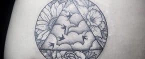 Top 37 Daffodil Tattoo Ideas – [2020 Inspiration Guide]