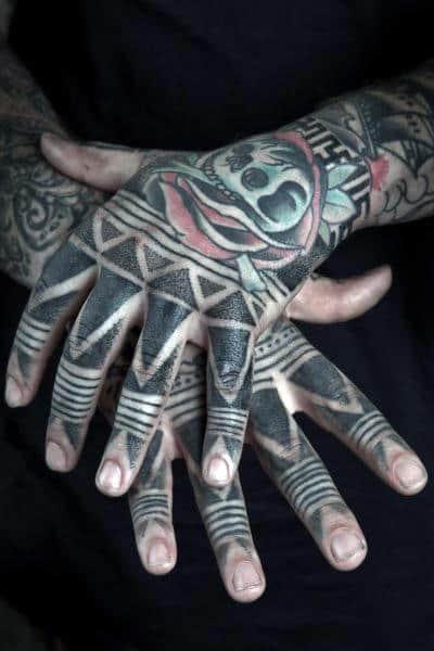 Top 75 Finger Tattoo Ideas - [2020 Inspiration Guide]