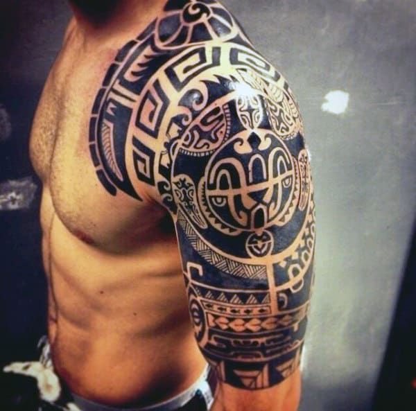 Top 53 Half Sleeve Tattoo Ideas 2020 Inspiration Guide