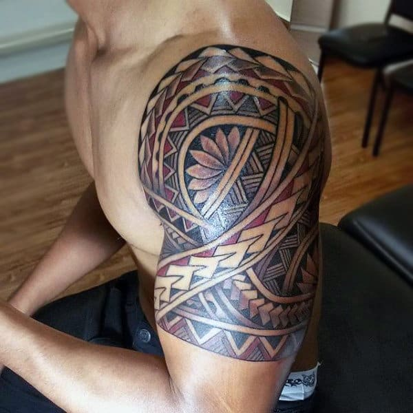 100 maori tattoo designs for men new zealand tribal ink ideas. Black Bedroom Furniture Sets. Home Design Ideas