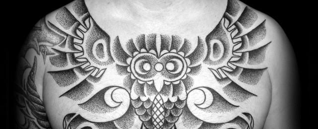 50 Tribal Owl Tattoo Designs For Men – Masculine Ink Ideas