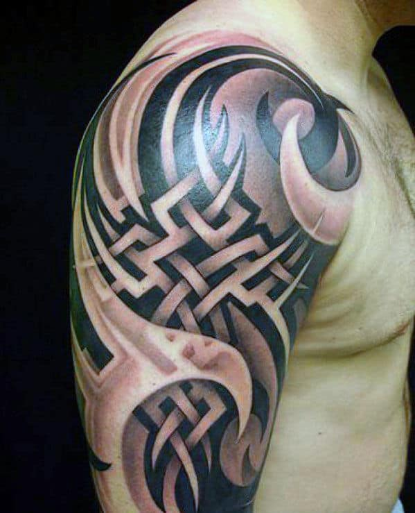 Tribal Tattoo Meanings For Men