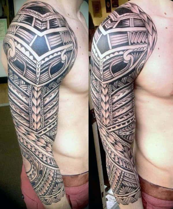 tribal-tattoos-for-men-and-their-meanings