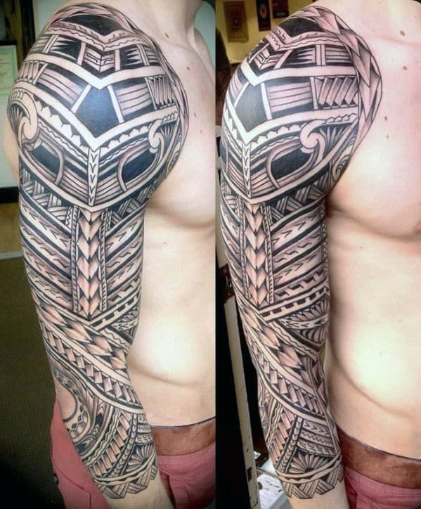 Tribal Tattoos For Men And Their Meanings