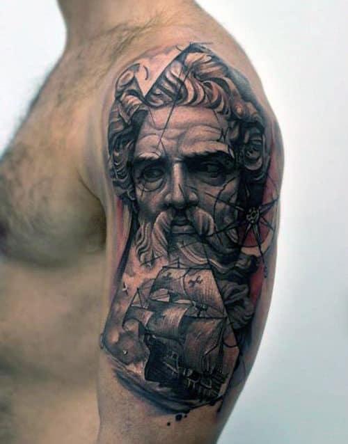 Tribal Tattoos For Men Arm