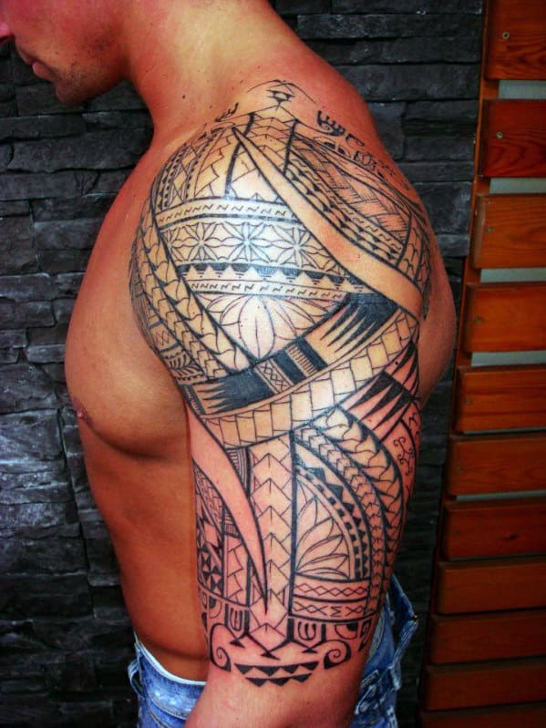 Tribal Tattoos Men