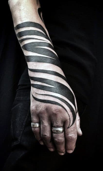40 zebra tattoos for men