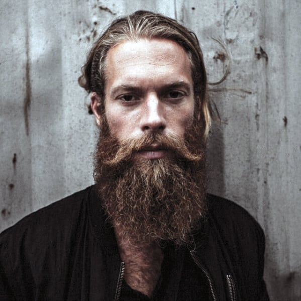 Trimmed Awesome Beard Styles For Men