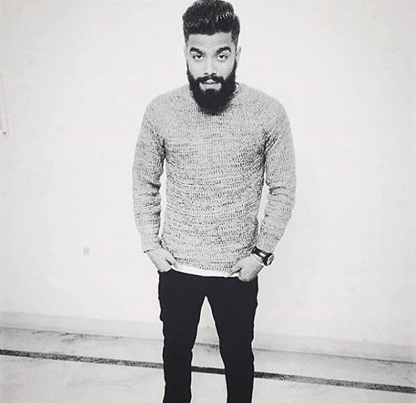 Trimmed Medium Beard Styles For Men