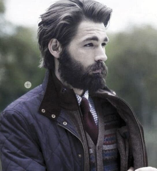 Trimmed Professional Beard Styles For Men