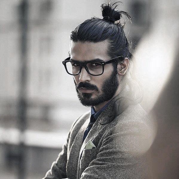 Trimmed Short Beard Styles For Men