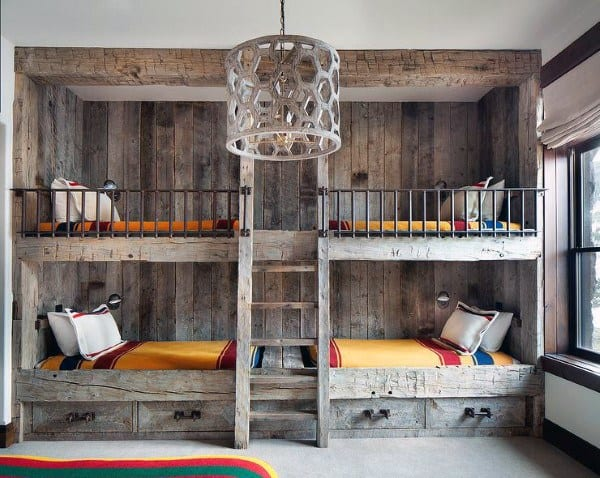 Triple Bunk Bed Ideas
