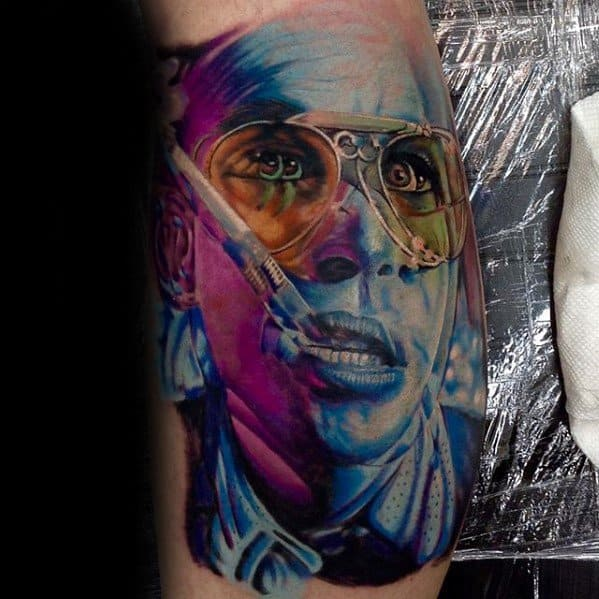 Trippy Guys Tattoo Ideas