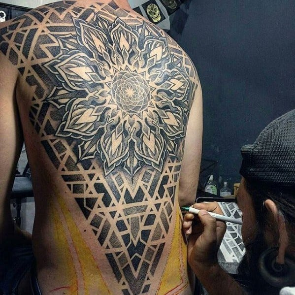 Trippy Tattoo Ideas For Gentlemen