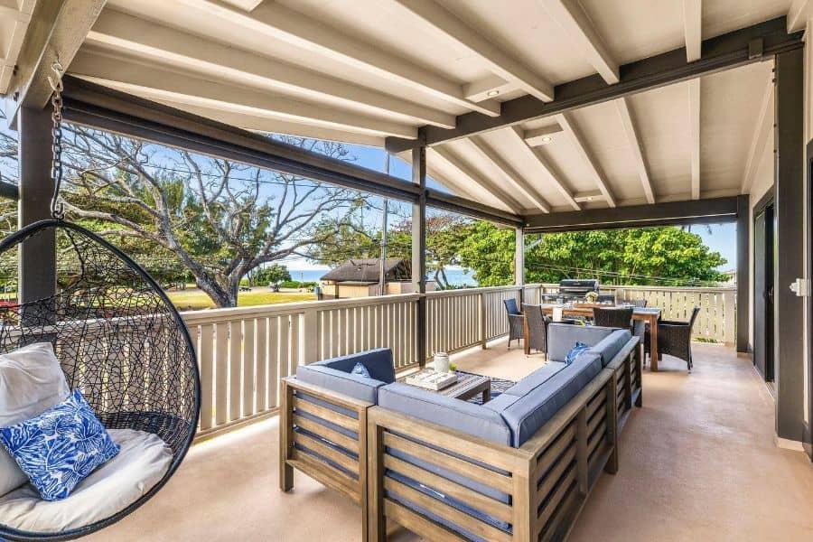 Tropical Lanai Room Ideas Designsbydemery