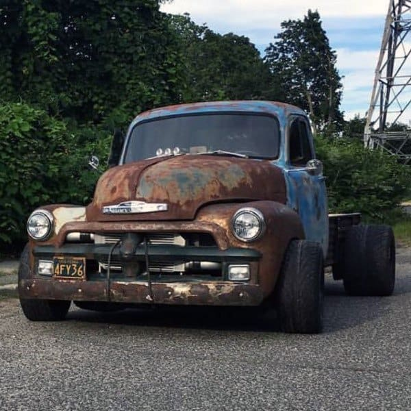 Truck Badass Rat Rods