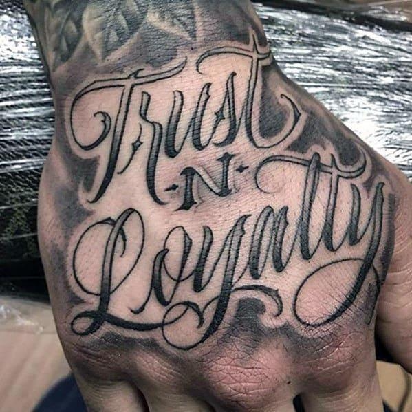 50 Badass Hand Tattoos For Men Masculine Design Ideas