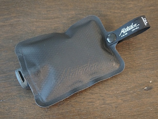 Tsa Approved Matador Flatpak Toiletry Bottle