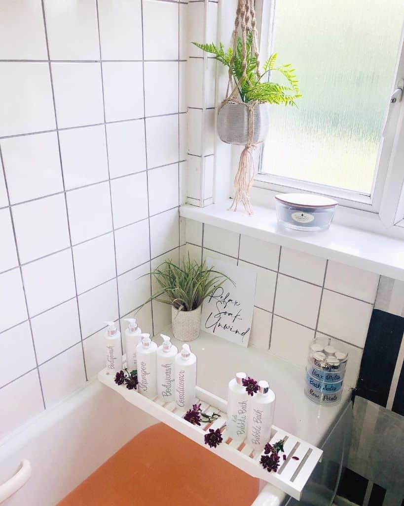 Tub Caddie Bathroom Organization Ideas Myhome With4kids