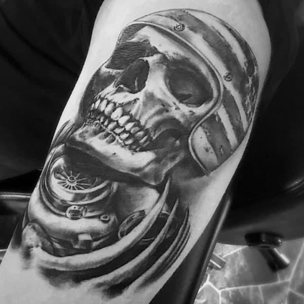 Turbo Tattoo Ideas For Men