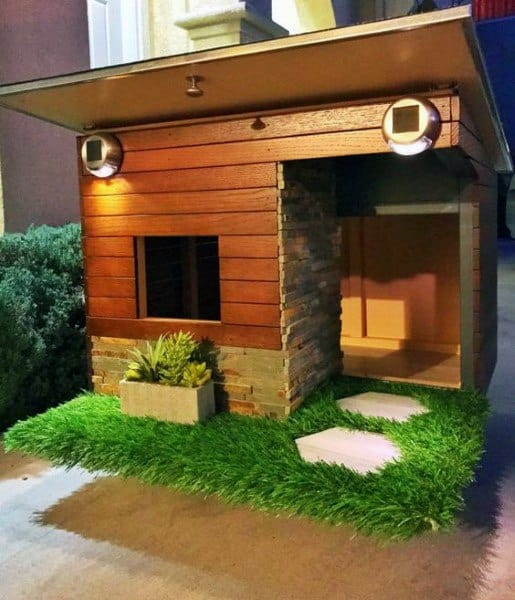 Top 50 Modern House Designs Ever Built: Top 50 Best Cool Dog Houses
