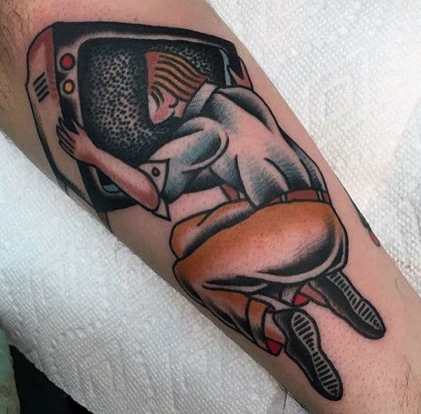Tv Male Tattoos