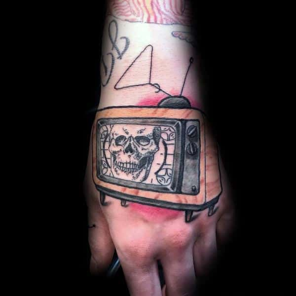Tv Tattoo Inspiration For Men