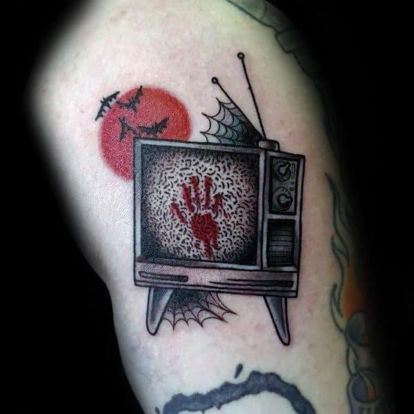 Tv Tattoos For Men