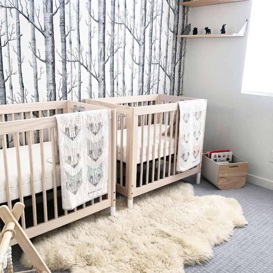 Twin Nursery Ideas Bethanyloveall
