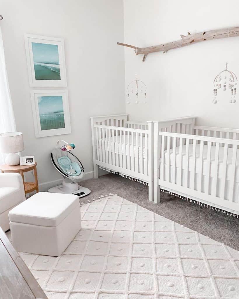 Twin Nursery Ideas Jordanb Twins