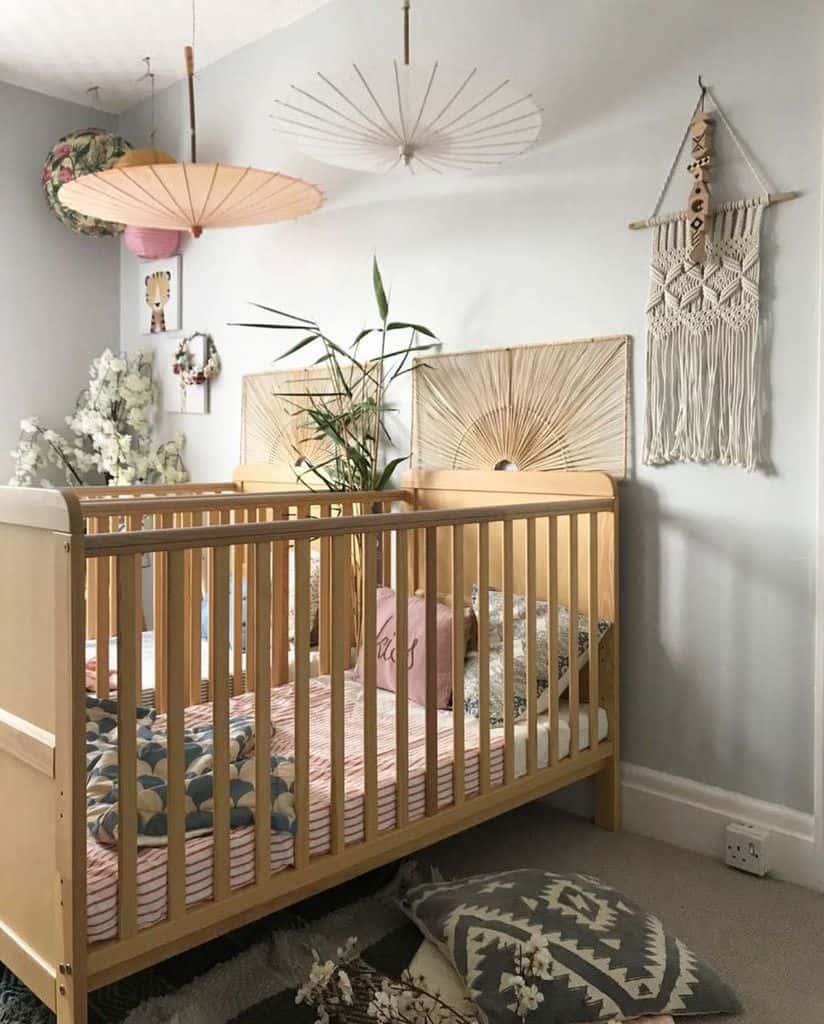 Twin Nursery Ideas The Creative Saint