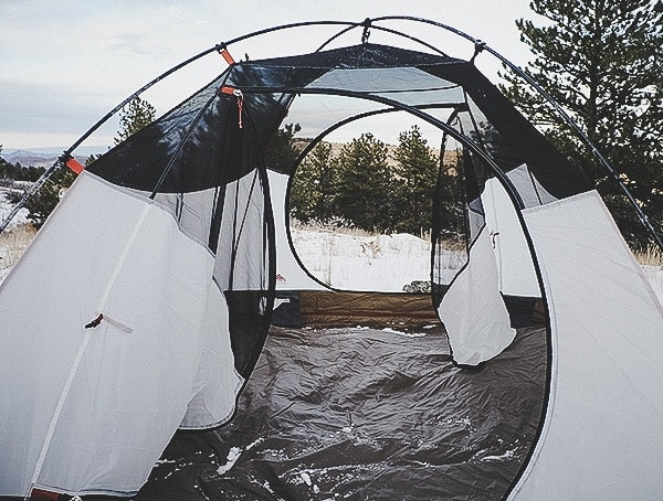 Two Door Kelty Outfitter Pro 3 Tent Review