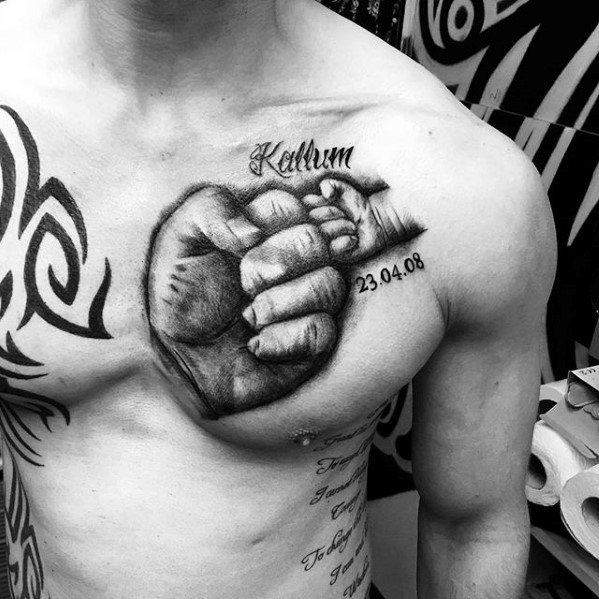 Top 43 Kids Name Tattoo Ideas 2020 Inspiration Guide
