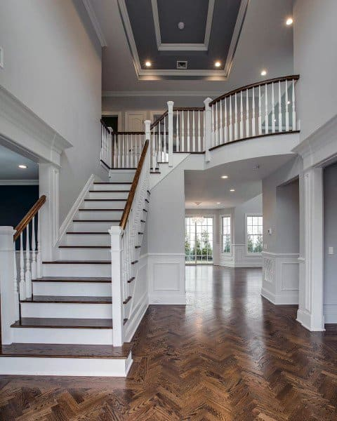Two Story Foyer Lighting : Top best foyer ideas unique home entryway designs