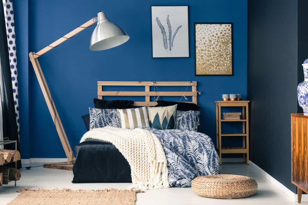 Two Tone Bedroom Paint Colors 5